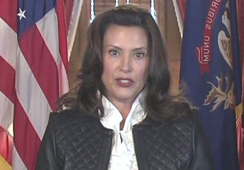 Is this Michigan, or China? Latest Whitmer order has bar, restaurant customers handing over their personal info