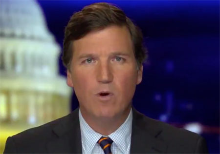 Tucker Carlson damns polls, toxic political culture that created silent majority