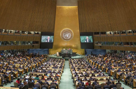 Hypocrisy on parade: Revealing UN votes on human, religious rights