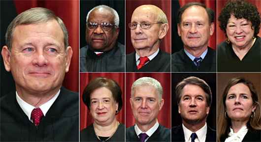 SCOTUS blinked, Texas did not