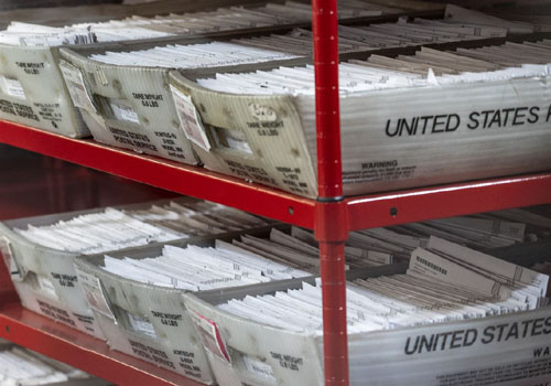 Some 280,000 ballots in transit from NY to Pennsylvania 'disappeared': Amistad Project