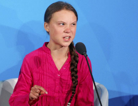 Greta Thunberg: You don't need that PlayStation 5 — so don't buy it