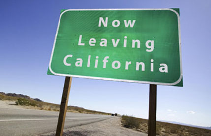 Leaving Cali: Golden State projected to lose House seat, electoral vote