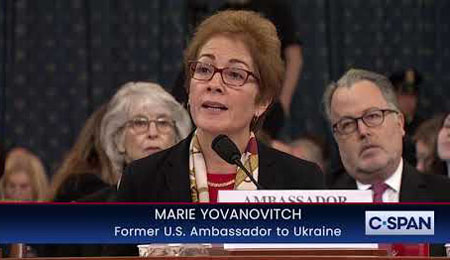 2017 emails show impeachment star witness Yovanovitch warning about Burisma corruption