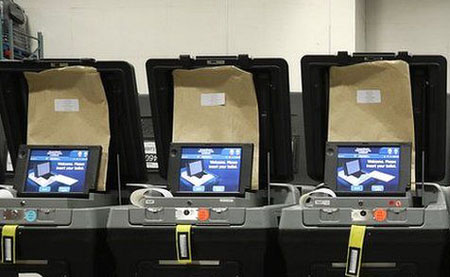 Trump team given 8 hours for forensic exam of Dominion voting machines in Michigan