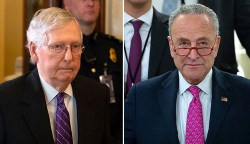 McConnell in deal with Big Tech, Schumer to defy President Trump on defense spending bill