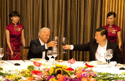 Joe Biden is the 'Old Friend' communist China has proclaimed it can rely on