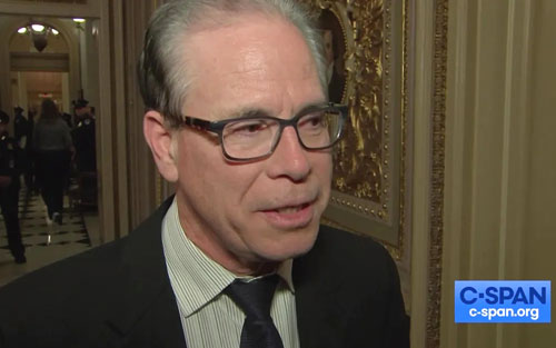 Sen. Braun to media: For people back home anger over election 'is not going away'