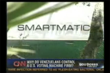 U.S. flagged concerns about Smartmatic and voting data fraud in 2006 cable from Caracas
