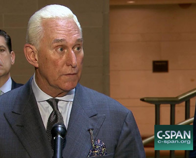 'Prosecutorial misconduct': Roger Stone to file $25 million lawsuit against DOJ, Barr, intel chiefs