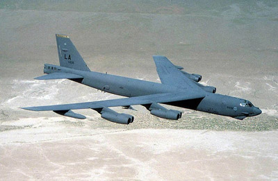 U.S. Central Command confirms deployment of B-52s to Mideast