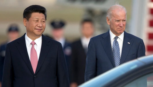 U.S. counterintelligence: China favored Biden, influence campaign now 'on steroids'
