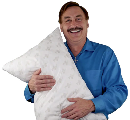 'Pillow guy': Twitter 'criminally' seized account, retweeted as 'neutered, politically correct Mike Lindell'