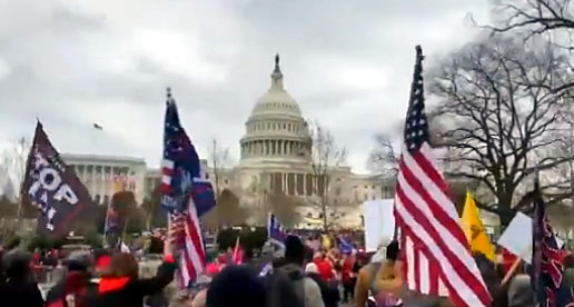 An expert security analysis of the Jan 6 incident at the Capitol