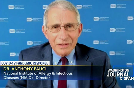 Swamp-watch: Fauci is highest paid federal employee