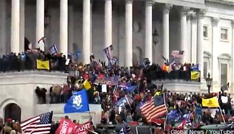 Revolution, Day 2: For 75 million Trump voters, Jan. 6, 2021 will not be forgotten