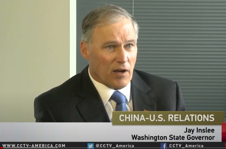 Gov. Jay Inslee offered rocketry tech to China as PLA modernized missile arsenal against U.S. carriers