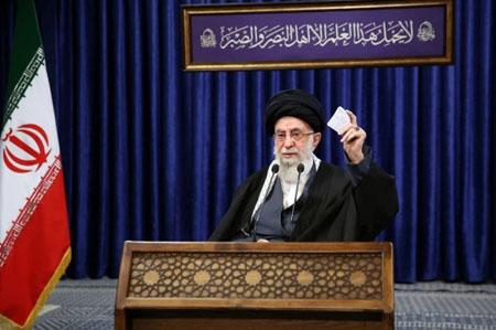 Even Iran's Khamenei not immune from Big Tech wrath after anti-vaccine tweet