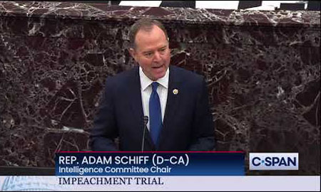 Adam Schiff: Trump should never get another intelligence briefing