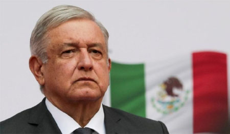 Mexico's president calls for international effort to rein in Big Tech