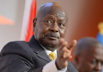 President of Uganda shuts down Twitter and Facebook nationwide