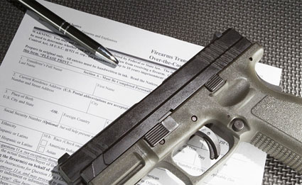 BLM, 2020 election credited as 2020 broke all records in gun checks