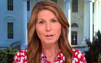 MSNBC's Nicolle Wallace floats drone strikes on 'domestic terrorists'