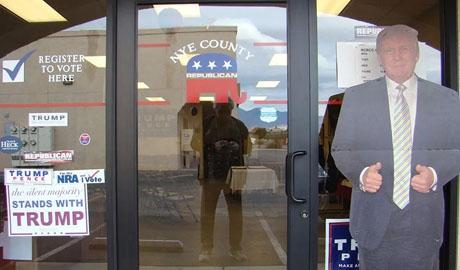 Nye County, Nevada GOP chairman: 'It's 1776 all over again'