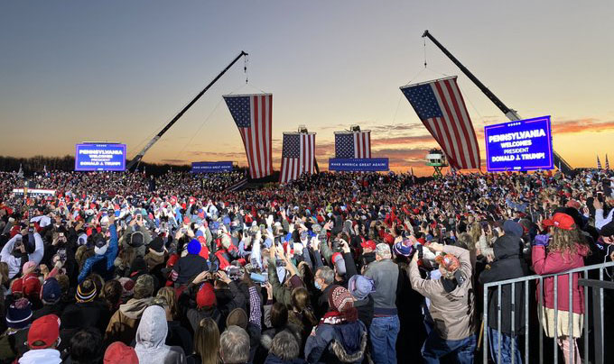 Reports: Democrats moving to designate Trump rallies 'domestic terrorism'