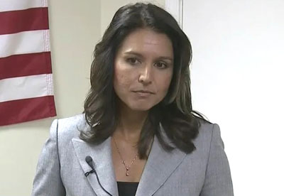 Tulsi Gabbard on Jan. 6 rally: Brennan, Schiff, Big Tech are 'more powerful, dangerous'