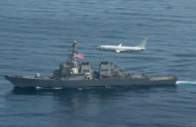 Russia's doorstep: Biden dispatches 2 U.S. destroyers to Black Sea