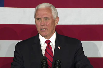 Revolution: Patriots breach Capitol after Pence rejects Trump's call to 'reject fraudulently chosen electors'