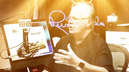 There IS a God: Rush Limbaugh's talent on loan extended for eternity