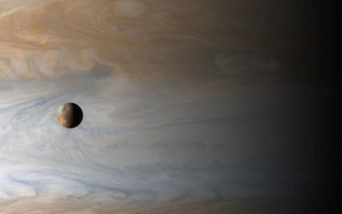 Jupiter and its moons lure space powers
