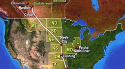 From Keystone pipeline to 'Brave New World' on both sides of the Canadian border