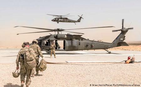 Back to war: Team Biden sets stage for troop buildup in Afghanistan