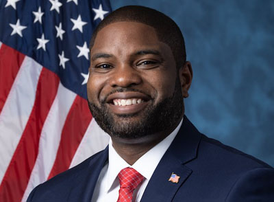 Black conservative stands with Sunshine State vs NY in first House floor speech