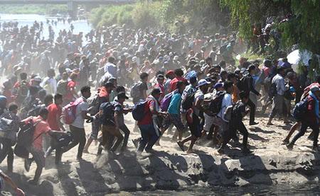 Biden will open door for 25,000 migrants waiting in Mexico to enter U.S.