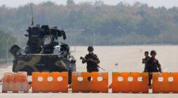 Was Beijing's hand behind Burma's military coup?