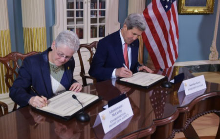 Climate czars free of congressional oversight; Kerry still owns private jet