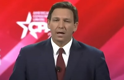 Florida Gov. DeSantis a rock star at CPAC: 'Welcome to our oasis of freedom'