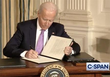 Biden's climate blitz gets blowback; Executive orders could damage environment