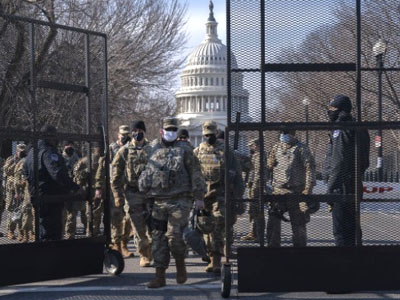 Cost to taxpayers for National Guard presence in D.C. nearly $500 million