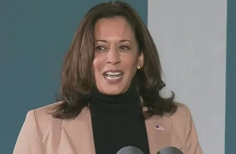 Harris reportedly taking calls from heads of state; Pence took none in 2020