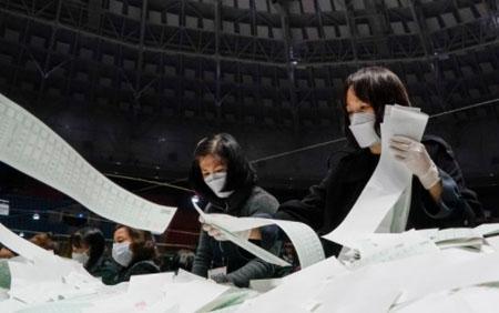 Eerie parallels between U.S., South Korean elections foreshadowed in September 2020 webinar