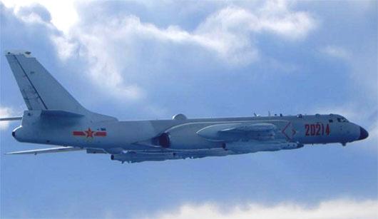 20 Chinese military planes breach Taiwan's ADIZ