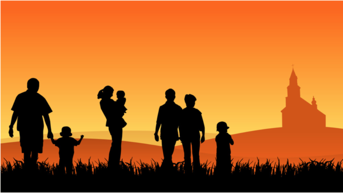 New studies counter assumptions on family size, church communities