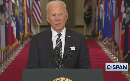 'Listen to Dr. Fauci': Analysts, Levin level Biden's 'demagogue' address to the nation