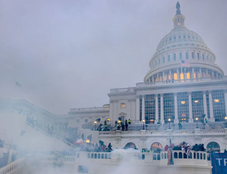 Coup de grace: The planned violence at the Capitol on Jan. 6, 2021