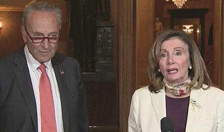 Unreported: Democrats' covid relief bill rewards fellow Democrats for their incompetence